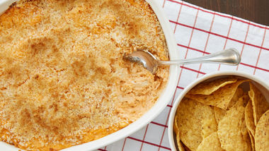Buffalo Chicken Beer Cheese Dip