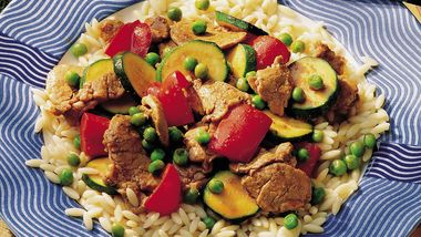 Pork and Black Bean Sauce