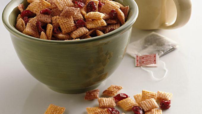 Crunchy Cranberry-Cinnamon Snack