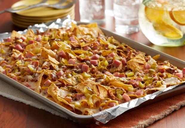 cubano nachos