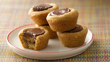 Peanut Butter Cookie Cups