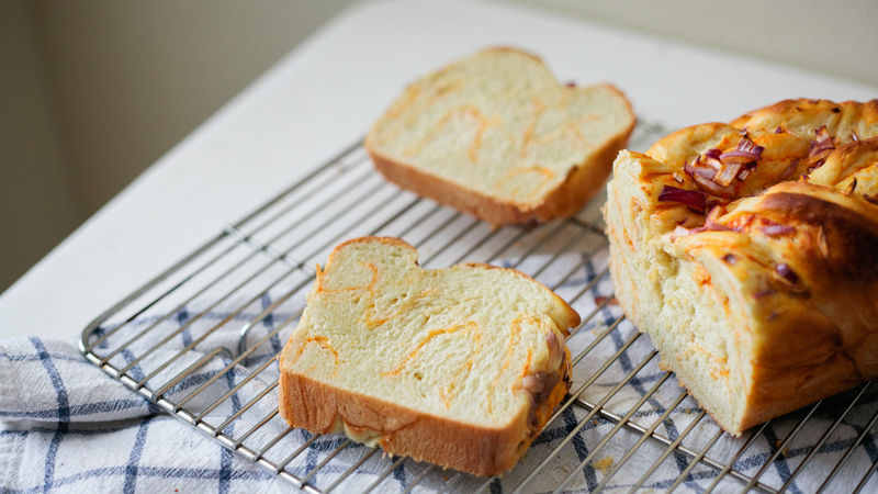 Sriracha Swirl Bread recipe from Betty Crocker