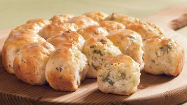 Herbed Pan Biscuits