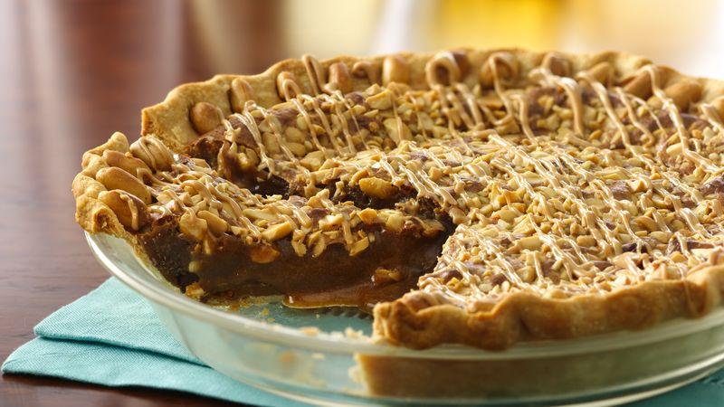 Unforgettable Peanut Butter Pie