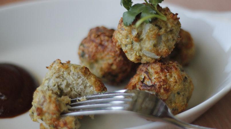 Turkey and Quinoa Meatballs