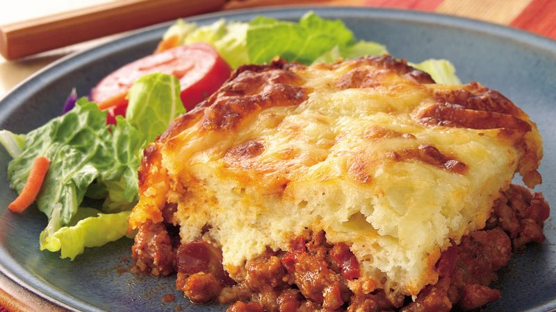 Lasagna-Style Casserole