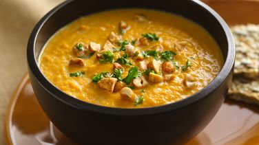 Curried Carrot Soup