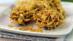 Fried Plantain Arañitas