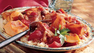 Slow-Cooker Mediterranean Chicken