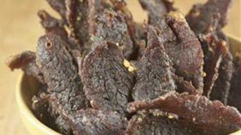 Oven Beef Jerky