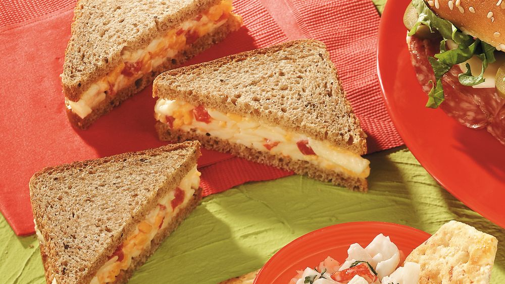 Cheesy Snackwiches