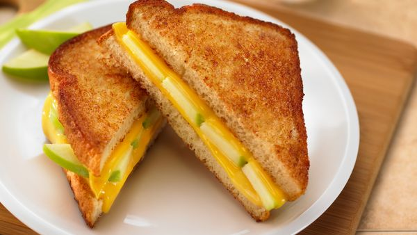 Grilled Cheese Recipes to Celebrate National Grilled Cheese Month