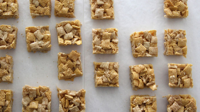Kettle Style Chex®Treats