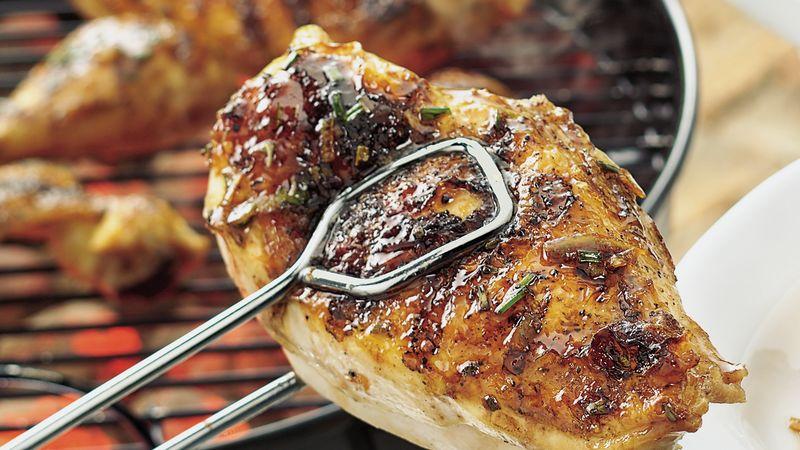 Orange-Sage Grilled Chicken