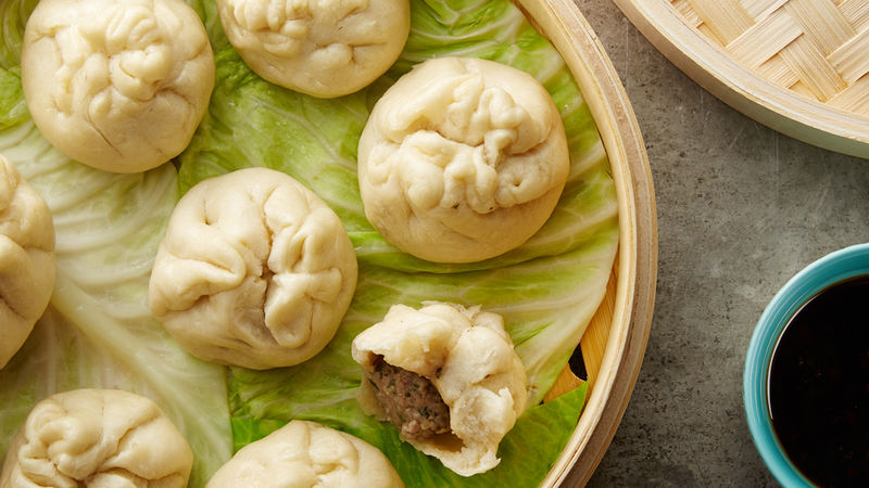 Chinese Steamed Dumplings recipe - from Tablespoon!