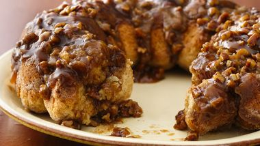 Best Bisquick® Monkey Bread