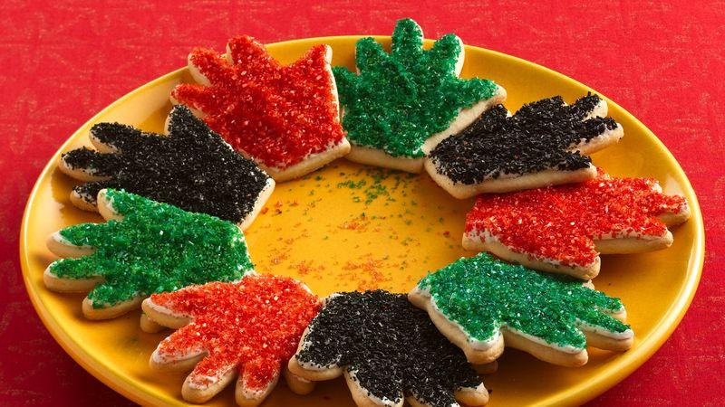 Handprint Cookies