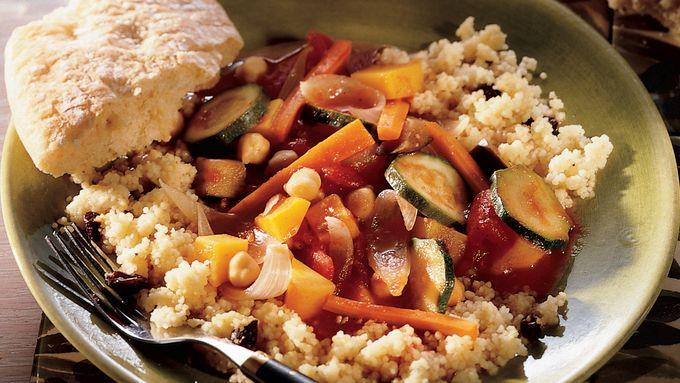 Mediterranean Stew