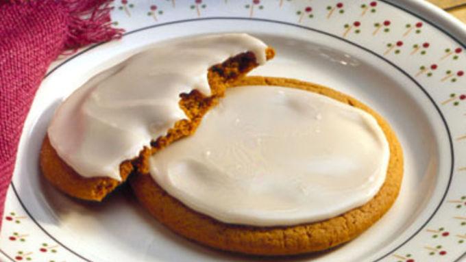 Jumbo Molasses Cookies