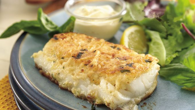 Herbed fish recipe from tablespoon for Bisquick fish batter