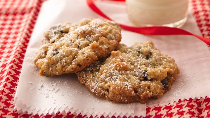Easy Date Walnut Cookies