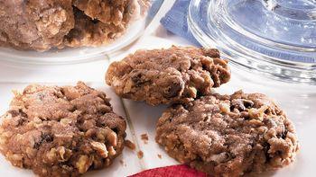Chocolate Coconut Crunchers