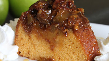 Betty Crocker Apple Butterscotch Ring Cake