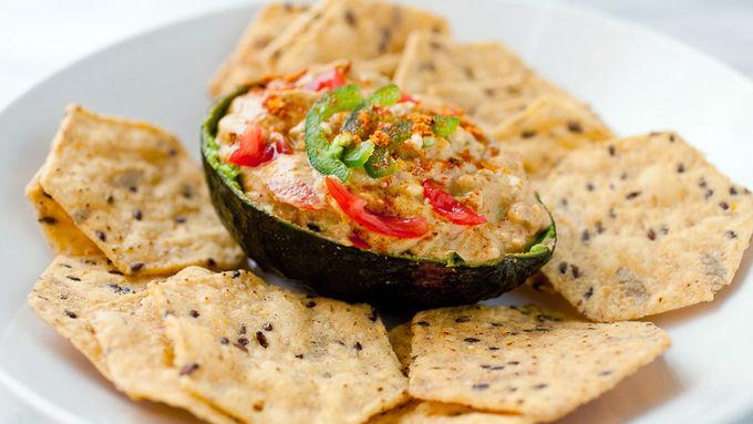 Taco Avocado Dip