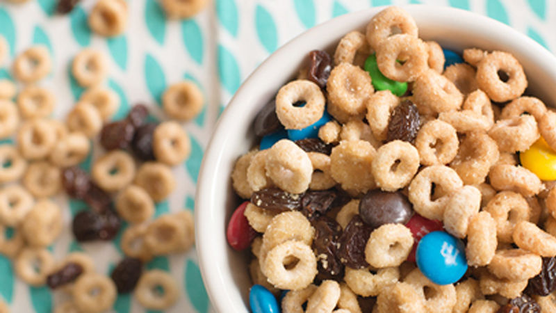 Gluten-Free Cheerios™ Crunch Mix
