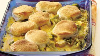Creamy Turkey and Broccoli Bake