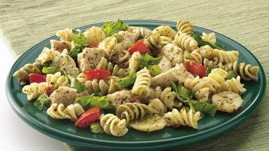 Chicken Pesto Salad