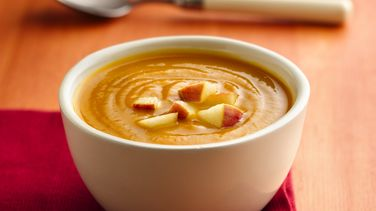 Slow-Cooker Curried Squash Soup