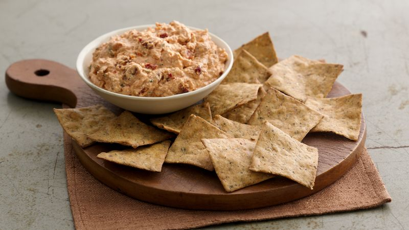 Sun-Dried Tomato and Feta Spread