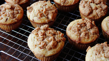 Cinnamon French Toast Muffins