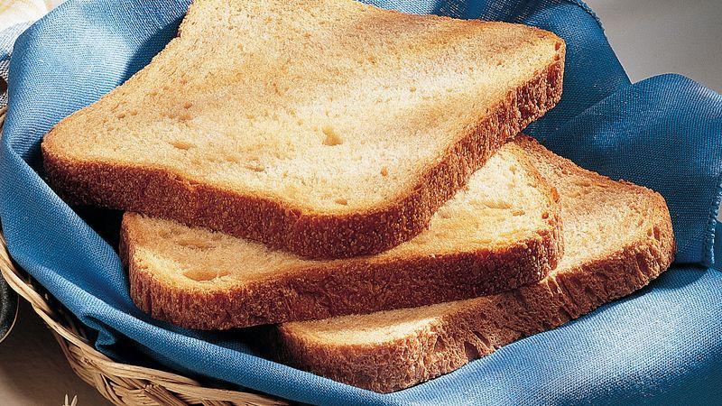 Bread Machine Gingery Bread