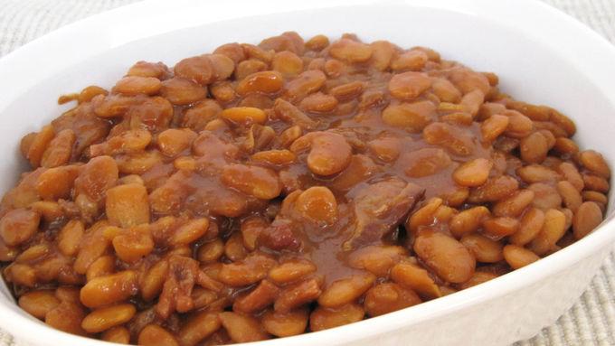 Mom's Baked Beans