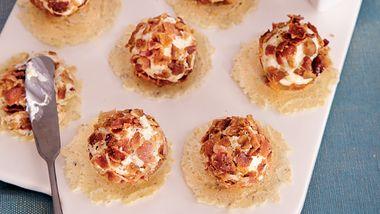 Bacon-Ranch Cheese Balls
