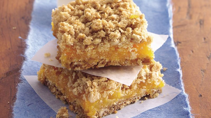 Honey-Apricot Bars