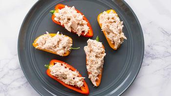Quick Tuna Peppers