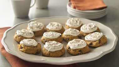 Spicy Pumpkin Cookies