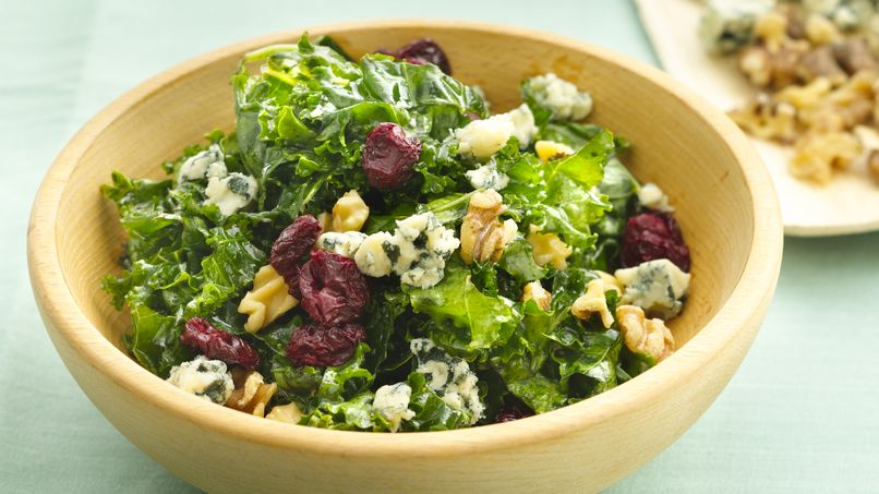 Gluten-Free Massaged Kale Salad