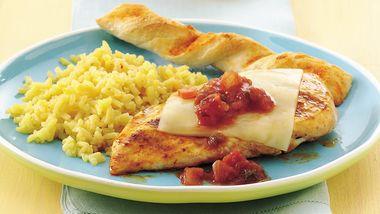 Santa Fe Grilled Chicken