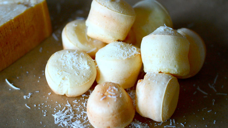 Gluten-Free Brazilian Cheese Bread