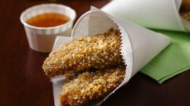 Honey Brown Sugar Chicken Tenders