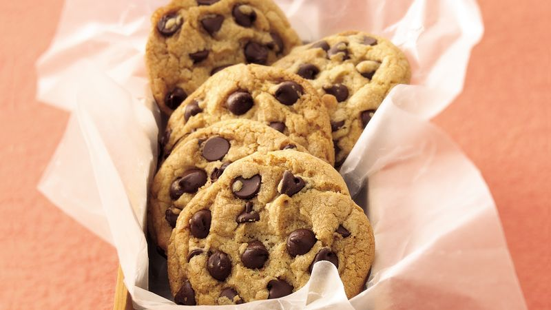 Extraordinary Chocolate Chip Cookies