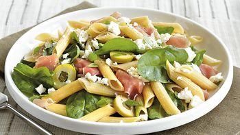 Prosciutto and Olive Pasta Salad