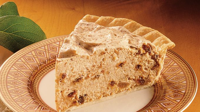 Open Sesame Pie