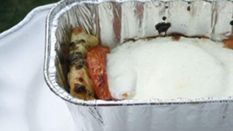 Grilled Caprese Lasagna