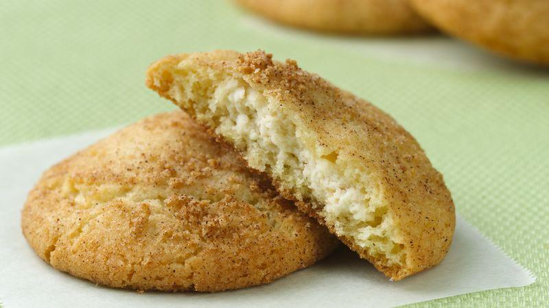 Double Snickerdoodle Crunch Cookies