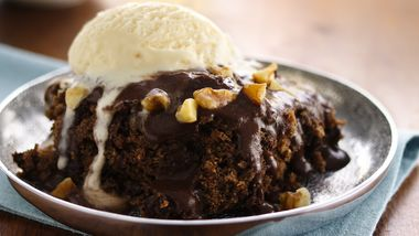 Double-Chocolate Lava Cake (White Whole Wheat Flour)